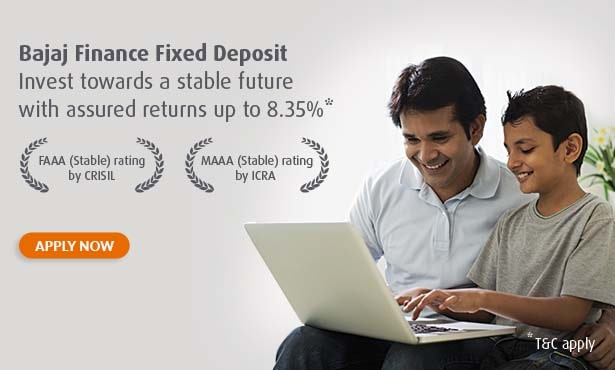 Bajaj Finance Fixed Deposit