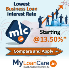 Lowest Gandhinagar Unsecured Business Loan Interest Rates