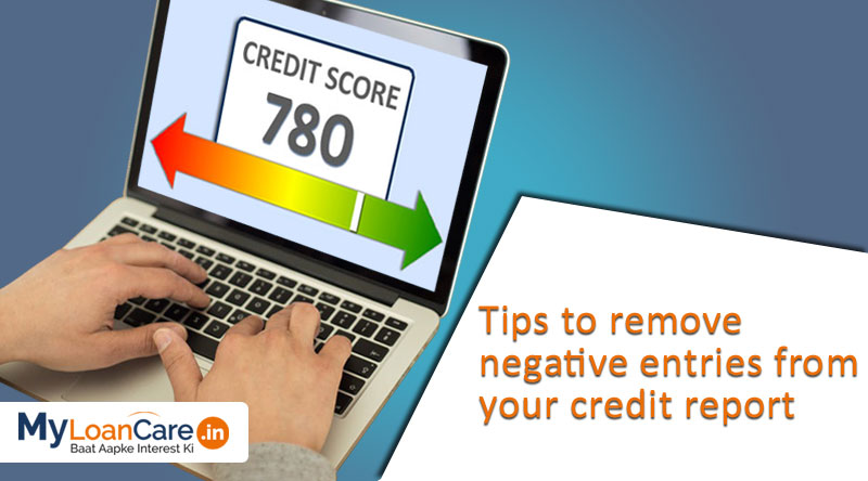 How To Fix A Negative Credit Report In Simple Steps!