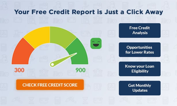Credit Score Report >> Cibil Score Check Free Cibil Report 2019 Online In India