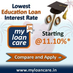 Lowest  Education Loan