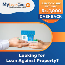 Andhra Bank Loan Against Property EMI Calculator