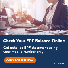 Check Your EPF Balance Online