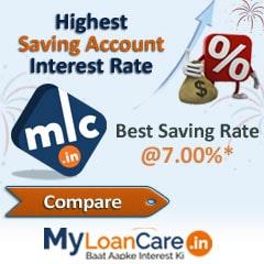 Highest  Saving Account